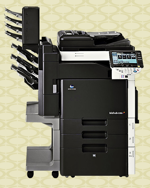 Konica Minolta Bizhub C253 Driver Download